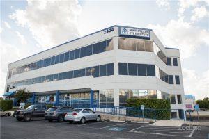 South Texas Eye Institute San Antonio Location Office Building
