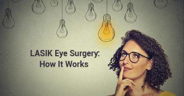 LASIK Eye Surgery: How It Works
