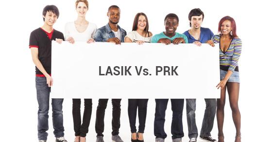 LASIK Vs. PRK